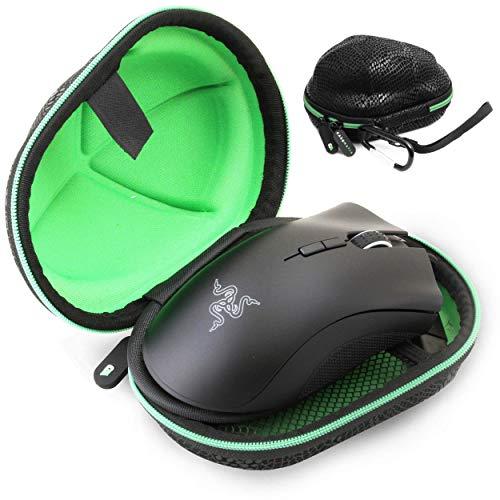 Casematix - Carcasa para ratón de gaming (compatible con Razer Deathadder Elite, Naga Trinity, Chroma, Basilisk, Mamba, Lancehead, Naga Hex, Abyssus Wired o Wireless PC)