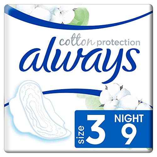 Always Cotton Protection Ultra Nuit (Taille3)...