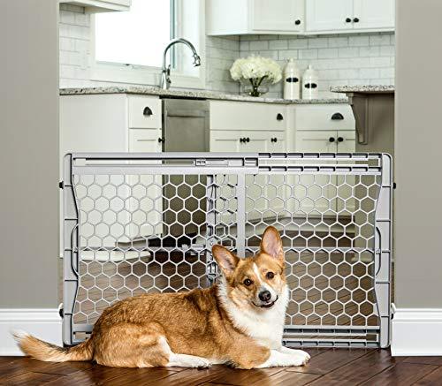 Puerta Para Perro Seguridad  marca Carlson Pet Products