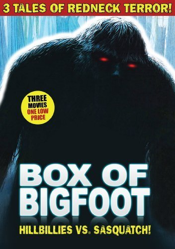 Box Of Bigfoot: Hillbillies Vs. Sasquatch (3 Movie Pack)