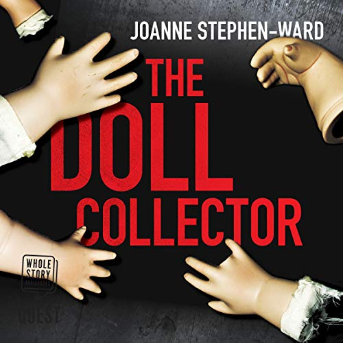 The Doll Collector audiobook cover art