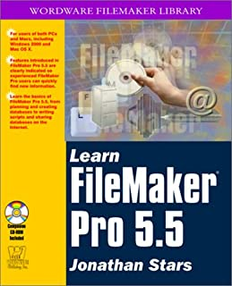 Learn Filemaker Pro 5.5 (Wordware Filemaker Library)
