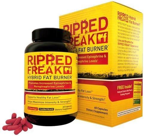 ripped freak hybrid fat burner)