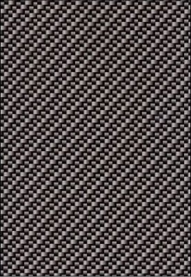 Wassertransferdruck Folie Carbon Schwarz grob 1 Meter x 60cm Breite 40µm