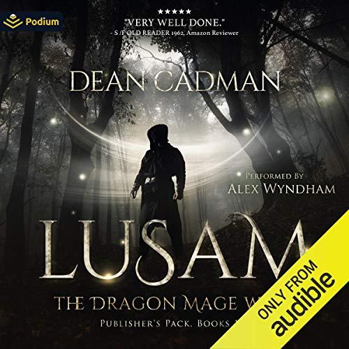Couverture de Lusam