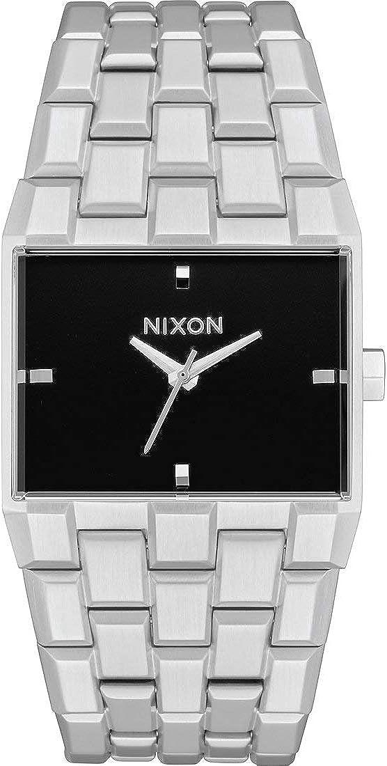 Nixon 32011880 - Reloj analógico Unisex de Cuarzo y Acero Inoxidable