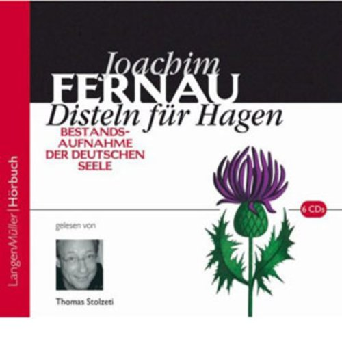Disteln für Hagen 1                   By:                                                                                                                                 Joachim Fernau                               Narrated by:                                                                                                                                 Johannes Steck                      Length: 2 hrs and 59 mins     Not rated yet     Overall 0.0