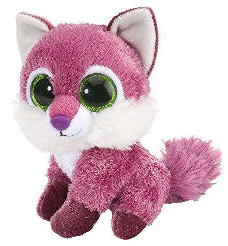 "Wild Republic Fox Plush Toy, Stuffed Animal, Plush Toy, Raspberry L'il Sweet & Sassy 5"""