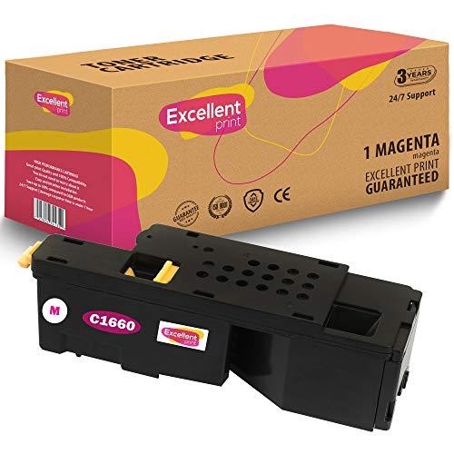 Excellent Print C1660 Kompatibel Tonerkartusche für Dell C1660 C1660W C1660CN C1660CNW