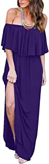 Best purple strapless dress with pockets Reviews