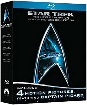Star Trek: The Next Generation 5-Movie Collection on Blu-ray