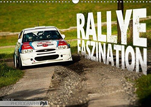 Rallye Faszination 2017 (Wandkalender 2017 DIN A3 quer): Rallye Faszination Kalender 2016 (Monatskalender, 14 Seiten ) (CALVENDO Sport)