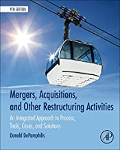 mergers ، acquisitions ، و إعادة الأنشطة الأخرى ، ninth إصدار مدمج: منتج ً ا نهج إلى أدوات ، عملية ، جرابات ، و حلول