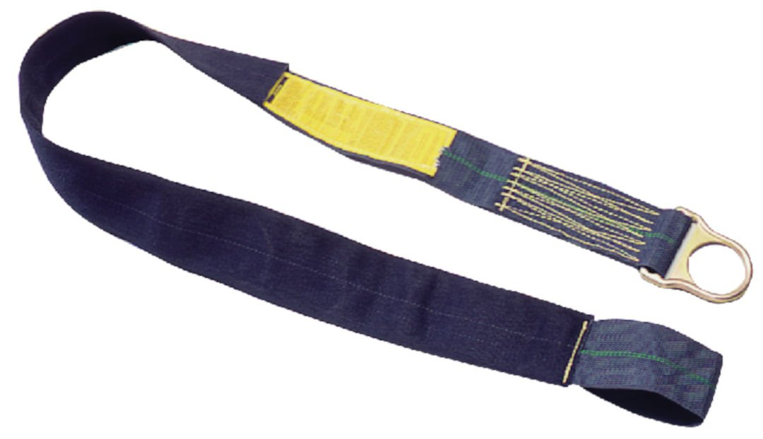 MSA 10023487 Kevlar Year-end gift Web Anchorage Connector discount Strap ASTM F887 Tes