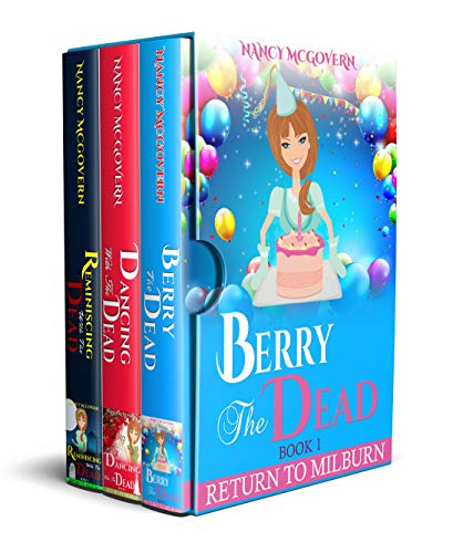 Return To Milburn, Books 1-3: A Culinary Cozy Mystery Box Set With Recipes by [Nancy McGovern]