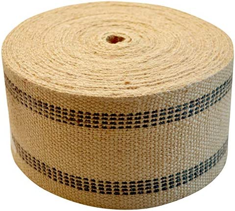 Firefly Craft Upholstery Jute Chair Webbing 3 1 2 Inches Wide product image