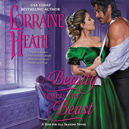 Beauty Tempts the Beast Audiobook By Lorraine Heath cover art