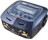 Sky RC - Cargador doble D100 v2 AC/DC (AC máx. 100 W total – DC 2 x 100 W)