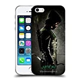 Head Case Designs Officiel Arrow TV Series dans l'ombre Posters Coque en Gel Doux Compatible avec iPhone 5 iPhone 5s iPhone Se