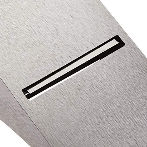 AmazonBasics No.4 Smoothing Bench Hand Plane - 2-Inch Blade