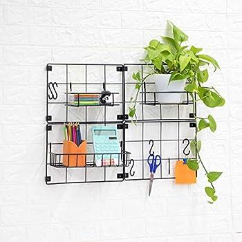 Home Zone Living Wall Grid Home Organizer