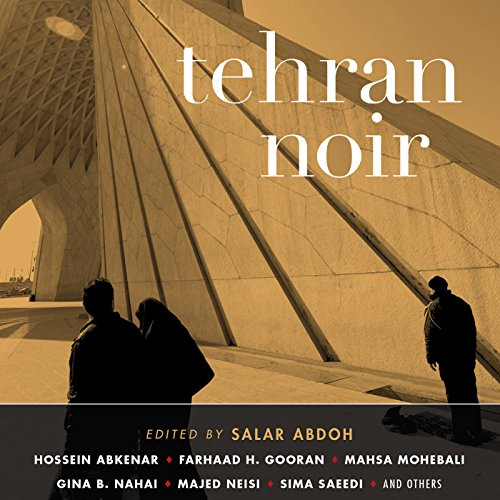 Tehran Noir cover art