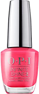 OPI Infinite Shine Nail Lacquer, ISLM23 Strawberry Margarita 15 ml