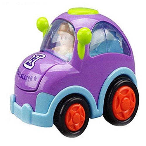 Crustacés Car Wind-up Toy pour bébé / enfant / enfants (couleur aléatoire)