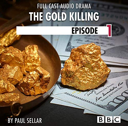 The Gold Killing. BBC Afternoon Drama 1  By  cover art