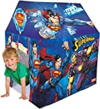 SERIOTON® Jumbo Size Extremely Light Weight , Water Proof Kids Play Tent House for 10 Year Old Girls and Boys (Superman Tent) easy fold Dec, 2020