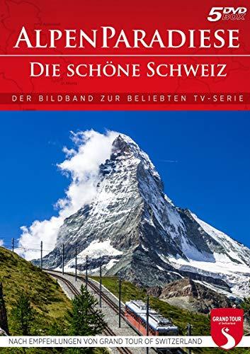 Alpenparadiese-Schweiz [5 DVDs]