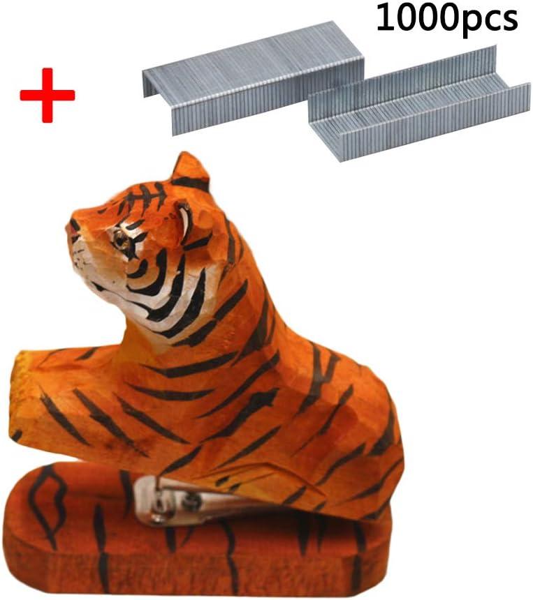 Booluee Vivid Max 47% OFF Handmade Wood Carving Cartoon All stores are sold Desktop Animal Mini