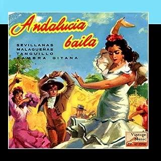 Vintage Flamenco Dance No6 - EPs Collectors
