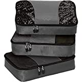 eBags Classic Medium 3pc Packing Cubes (Titanium)