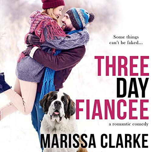 Three Day Fiancée audiobook cover art