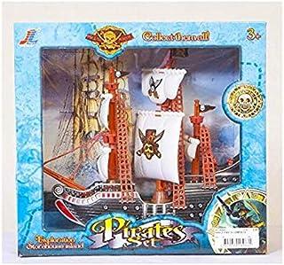 Piratas Barco Juguete de Diseño Realista/para niños a