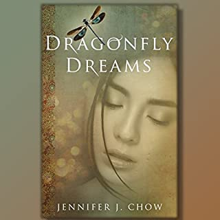 Dragonfly Dreams audiobook cover art
