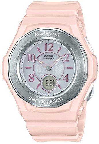Reloj de pulsera CASIO A Radio BABY-G : BGA-1050-4BJF solares señoras.