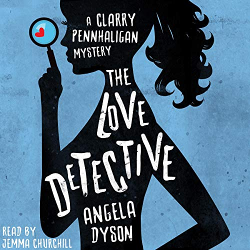 The Love Detective audiobook cover art