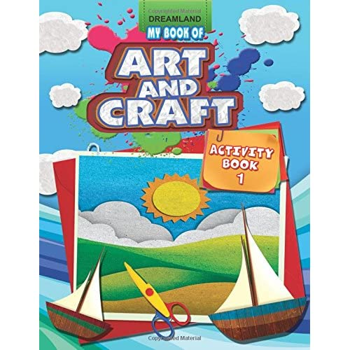 My Book of Art & Craft Part -1