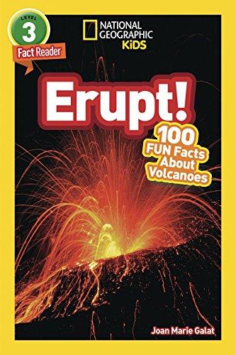 National Geographic Kids Readers: Erupt! (National Geographic Kids Readers: Level 3)