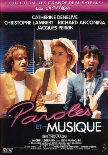 Paroles et musique [FR Import]