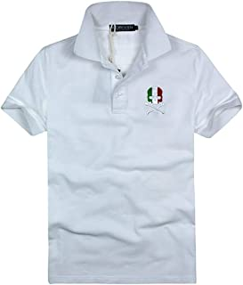 b373d7d2aa0df 【HYDROGEN】ハイドロゲンメンズ Tシャツ トップス クルーネック コットン 綿 100% カットソー カジュアル