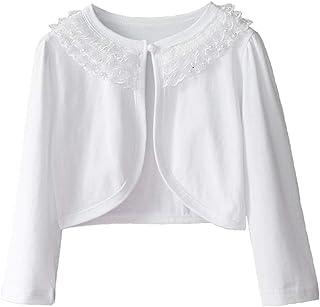 Blueberi Boulevard Brand Baby Girl Black Velvet Bolero Jacket Shrug Size 12m