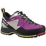 Dolomite Uomo 85573700–010Scarpe da Trekking Capricorno Low GTX Black/Silver, Viola (Violett...