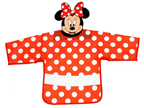 Colorino- Delantal-Babero Mangas Minnie (34140.0)