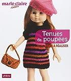 Tenues de poupées - 76 modèles à réaliser