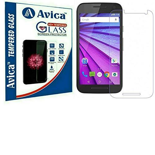 AVICA® 0.3mm Tempered Glass Screen Protector for Motorola Moto G Turbo Edition