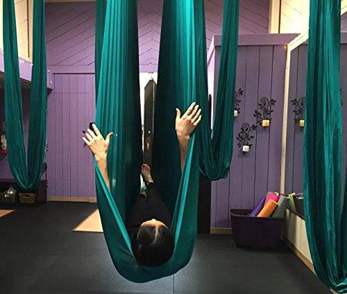 Aerial Yoga Hammock 5.5 Yards Premium...