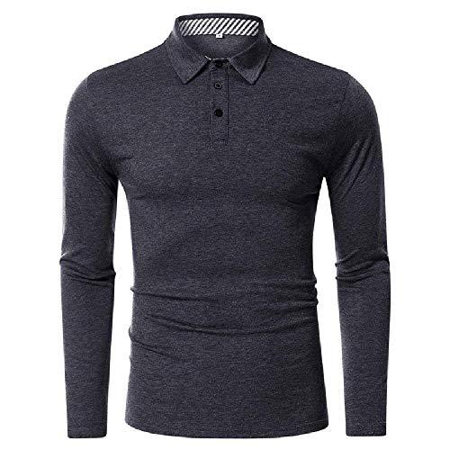 NOBRAND Golf kleding explosie modellen revers mannen lange mouwen polo shirt poloshirt